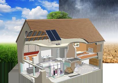 Συστήματα θέρμανσης ψύξης και ηλιακοί θερμοσίφωνες