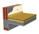 Θερμομόνωση και ηχομόνωση πλωτού ξύλινου δαπέδου