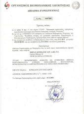 Certificate 10 OBI
