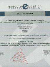 Certificate 11 CQI
