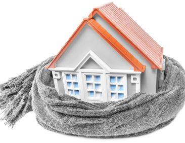 Σπίτι χωρίς εξωτερική θερμομόνωση στους τοίχος, είναι «Άρρωστο Σπίτι».