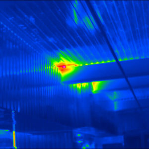 Thermography Building Infratec Industry